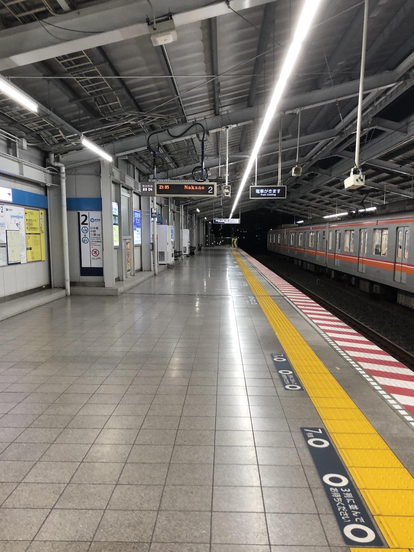 alt 末班车的站台